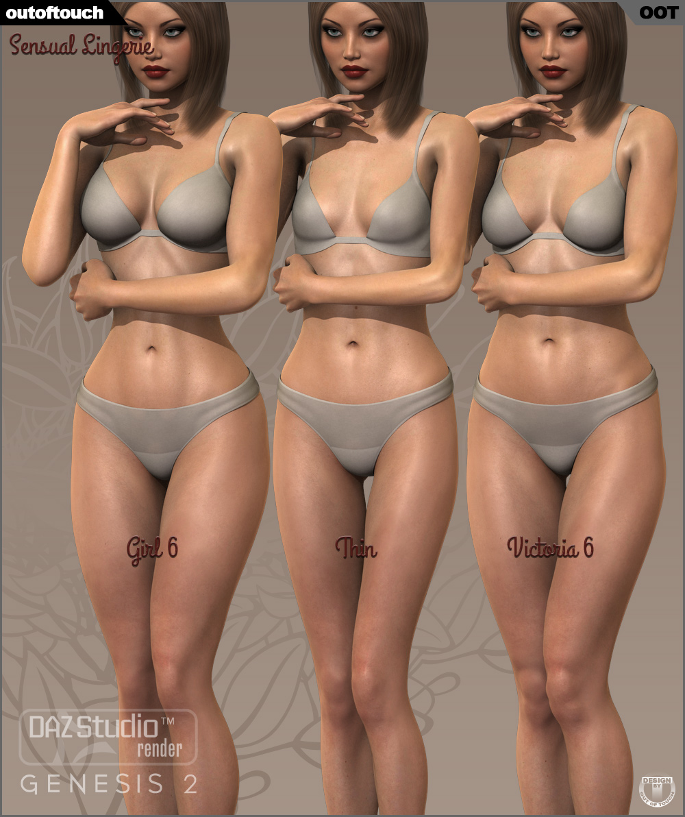 Female pussy daz 3d exploited photo