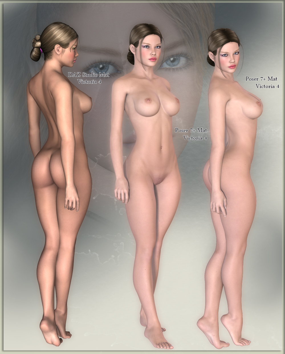 Daz 3d female models nude sex pic