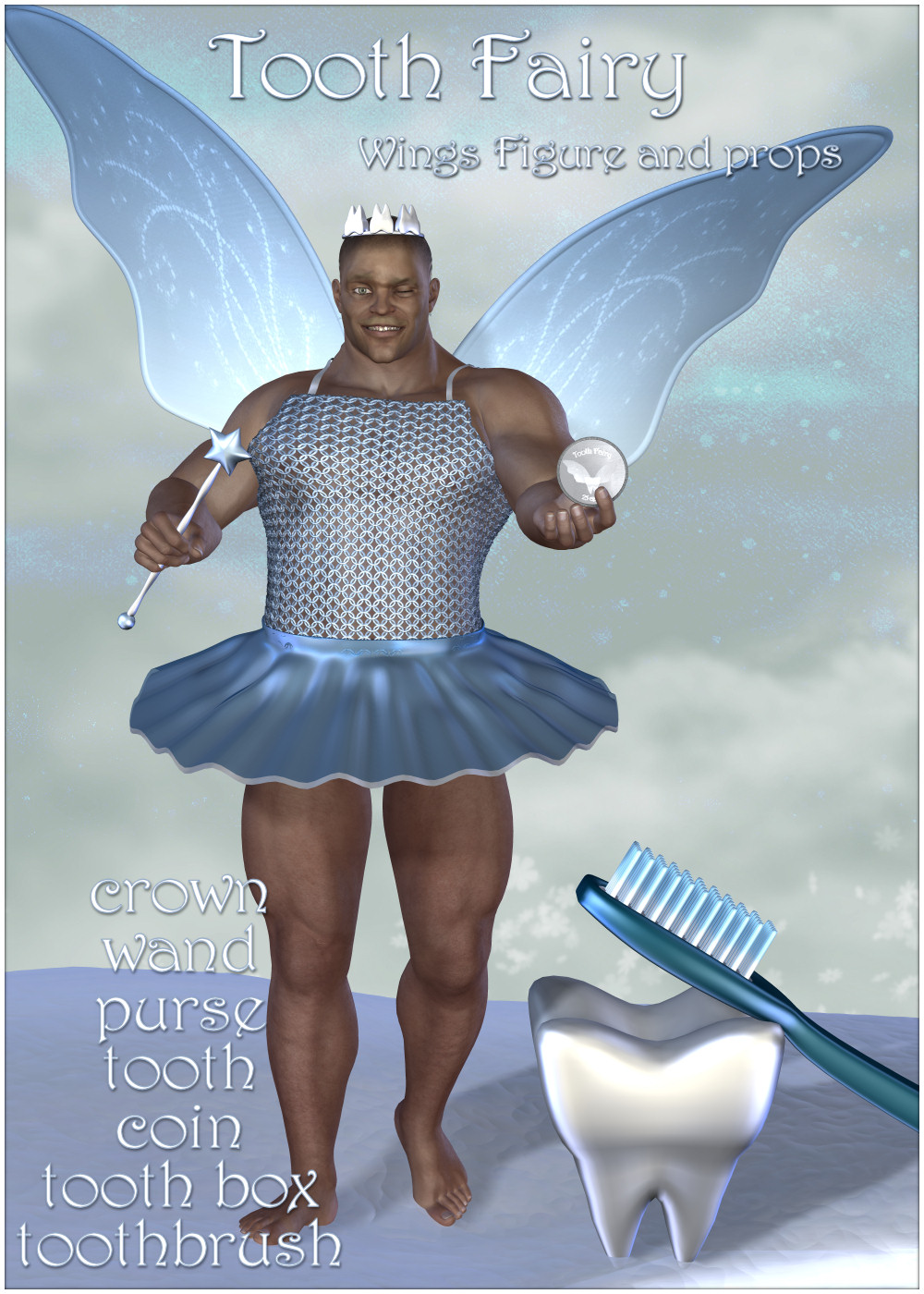 Tooth the tooth fairy 3d porn xxx images