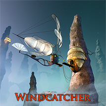 Windcatcher 3D Models 1971s