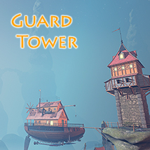 Guard Tower 3D Models 1971s
