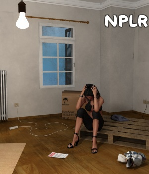(NPLR) Non Performing Loan Room - Extended License 3D Models Extended Licenses greenpots