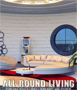 All Round Living 3D Models lilflame