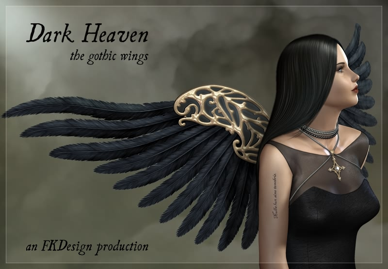 Dark Heaven Wings