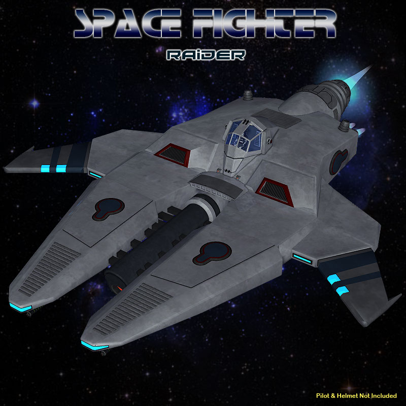 Space Fighter Raider