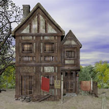 The Bailiff's House 3D Models Ravyns