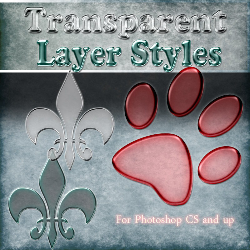Transparent Styles
