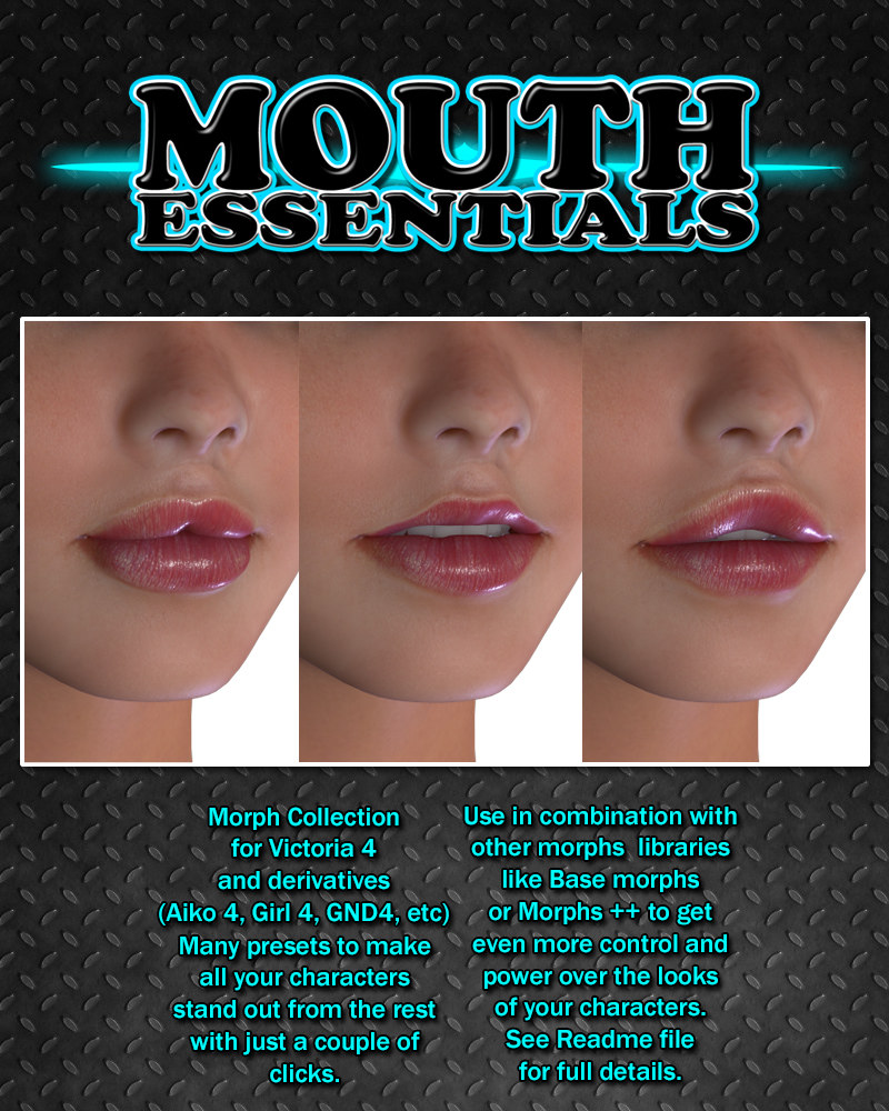Exnem Mouth Essentials