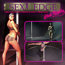 Y3DJLL SexyEdge ClubNights V4/A4/G4/Elite 3D Figure Essentials 3D Models Yanelis3D