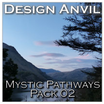 DA Mystic Pathways Stock 2 2D Graphics Razor42