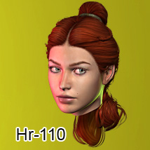 Hr-110 3D Figure Essentials ali