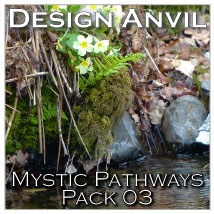 DA Mystic Pathways Stock 3 2D And/Or Merchant Resources Stock Photography Razor42