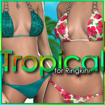Tropical for Ringkini by FrozenStar