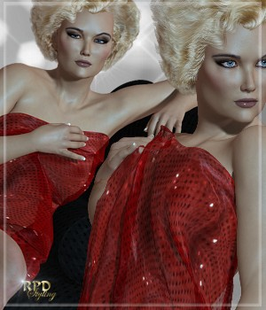 Caress N Fur for SAV Nights 3D Figure Essentials 3D Models renapd