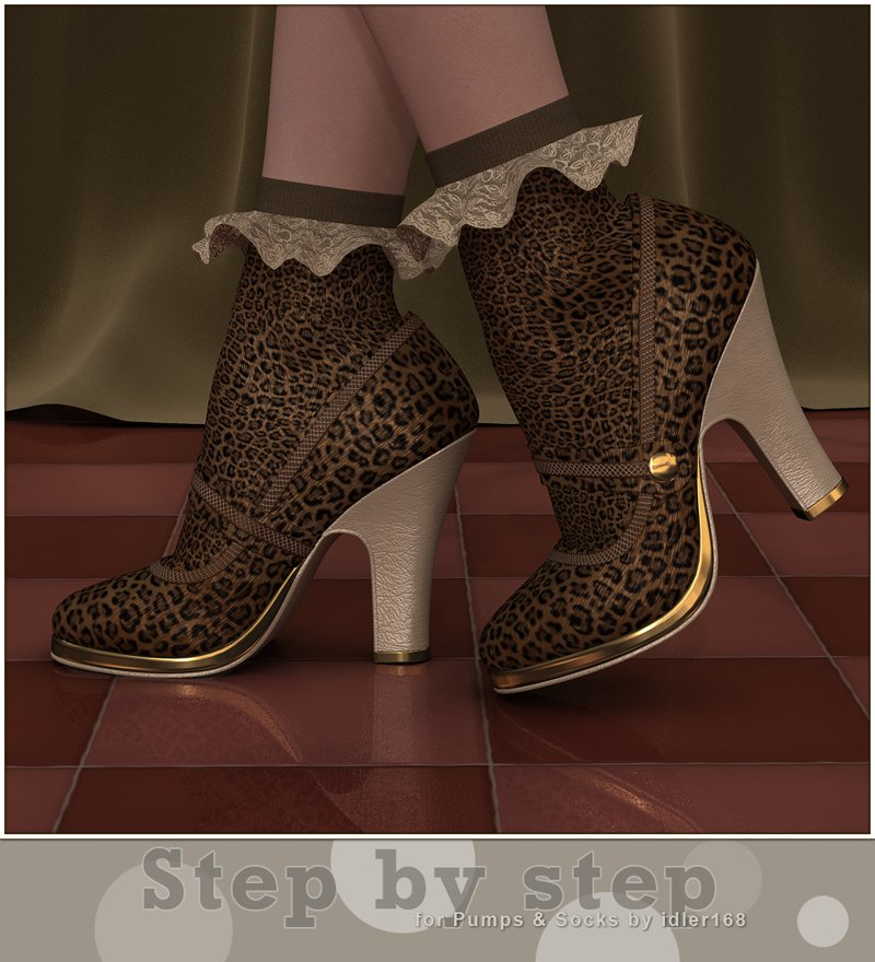 Step by Step: Pumps