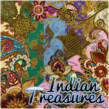 Indian Treasures 2D Graphics Atenais