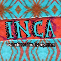 Inca 2D Graphics 3D Models mystikel