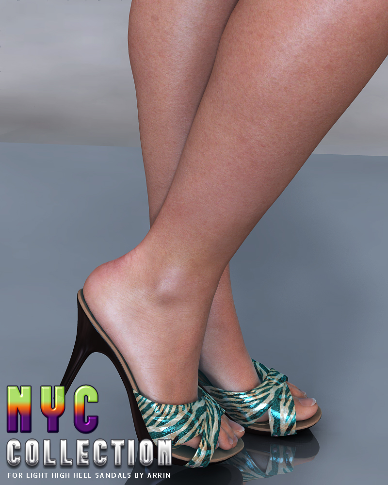 NYC Collection: LightHighHeels