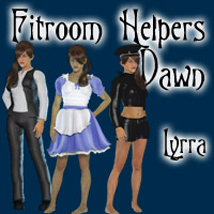 Dawn FitRoom Helpers 3D Figure Essentials Tutorials Lyrra