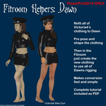 Dawn FitRoom Helpers image 1