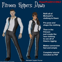 Dawn FitRoom Helpers image 2