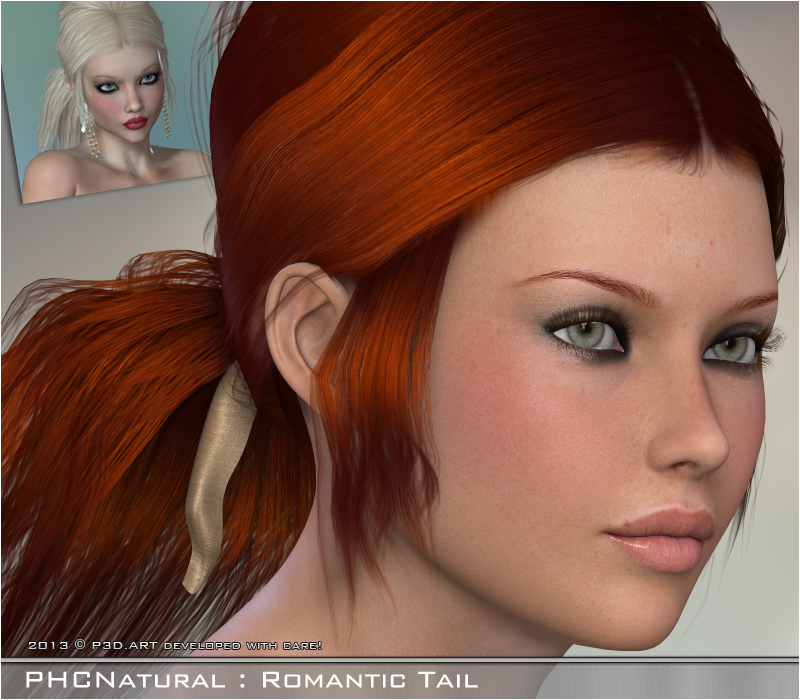 PHC Natural - Romantic Tail