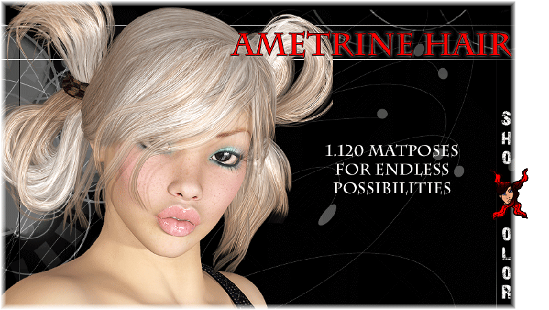 ShoXoloR for Ametrine Hair