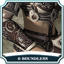 Magical Story for Grissel Fantasy Armor by boundless