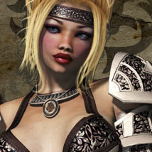 Magical Story for Grissel Fantasy Armor image 6