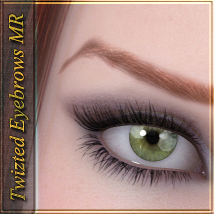 Twizted Eyebrows MR 2D Graphics TwiztedMetal