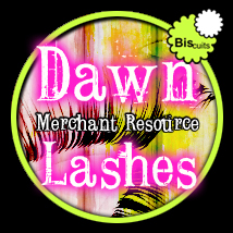 Biscuits Dawn Merchant Resource LASHES 2D Biscuits