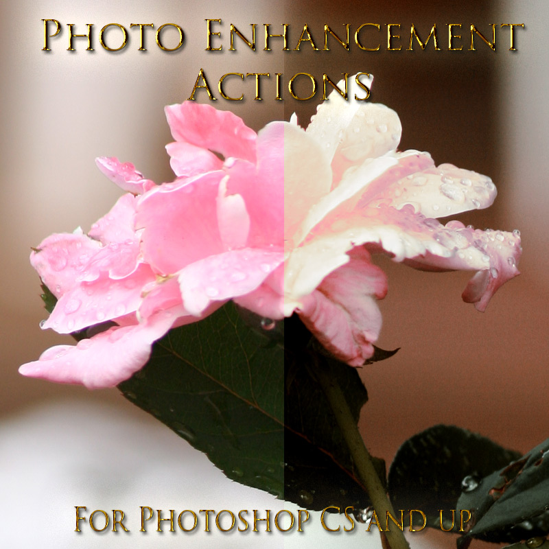 Photo Enhancement Actions 2
