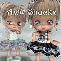 Aww Shucks 3D Figure Essentials 3D Models JudibugDesigns
