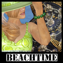 Beachtime / Soleil Clothing ShoxDesign
