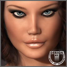 Laureen for Dawn 3D Figure Essentials 3D Models outoftouch