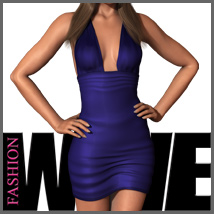 FASHIONWAVE Singles: Verona for Dawn 3D Figure Assets 3D Models outoftouch