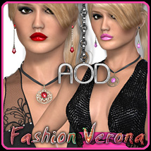 Fashion Verona Clothing Software Themed ArtOfDreams
