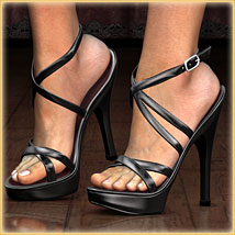 DM's High Heels for Dawn image 1