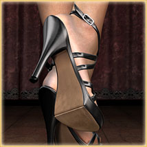 DM's High Heels for Dawn image 2
