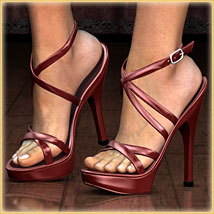 DM's High Heels for Dawn image 3
