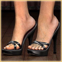 DM's High Heels for Dawn image 5