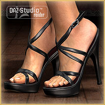 DM's High Heels for Dawn image 6