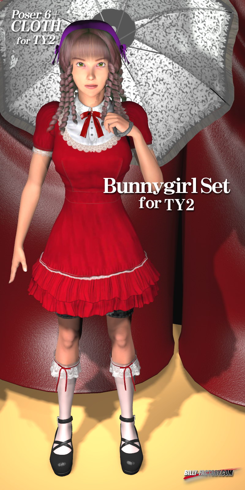 TY2 Gothic Set by billy-t