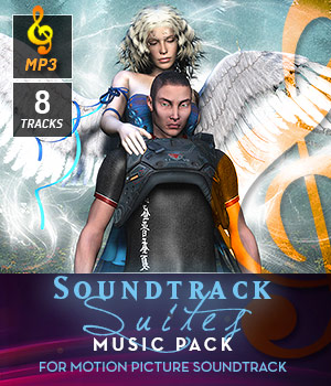 Soundtrack Suites Music Pack 3D Models DemianFox