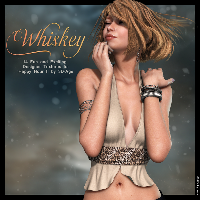 Whiskey for Happy Hour II by Lyoness