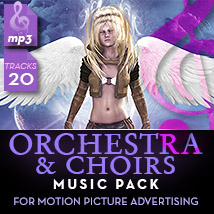 Orchestra & Choirs Music Pack 3D Models DemianFox