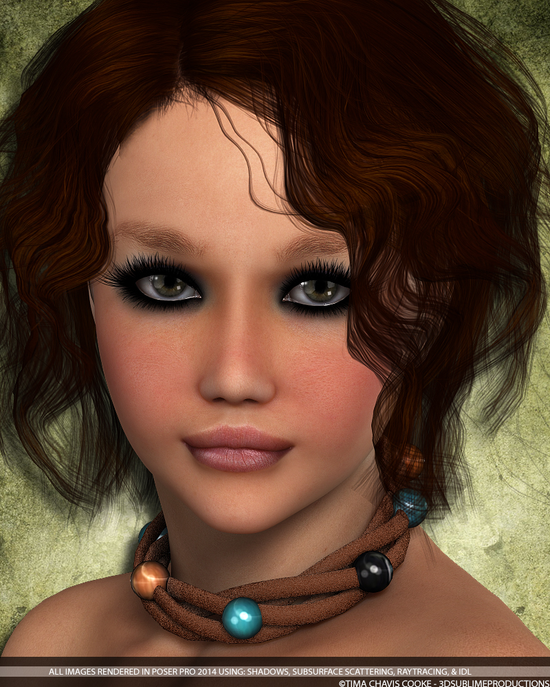 Londyn V4by3DSublimeProductions()