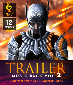Trailer Music Pack 2 3D Models DemianFox