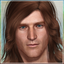 Addictive Leiko Male Hair Themed OziChick