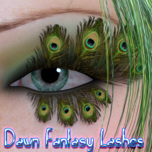 Dawn Fantasy Lashes Themed Characters kaleya